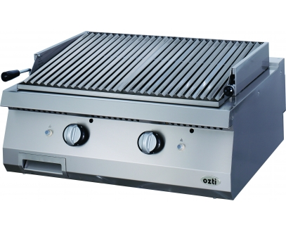 grill-sur-pierre-de-lave