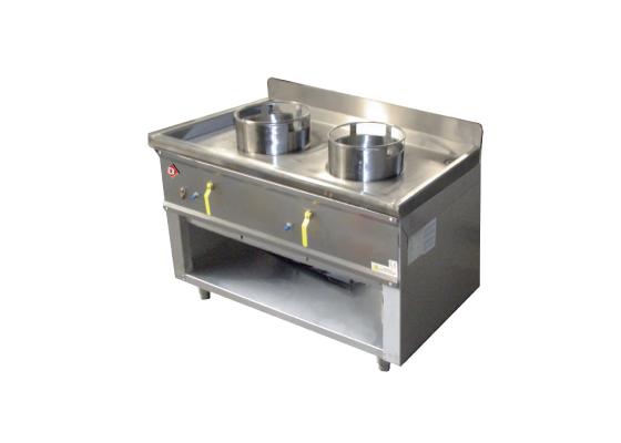 Fourneau wok