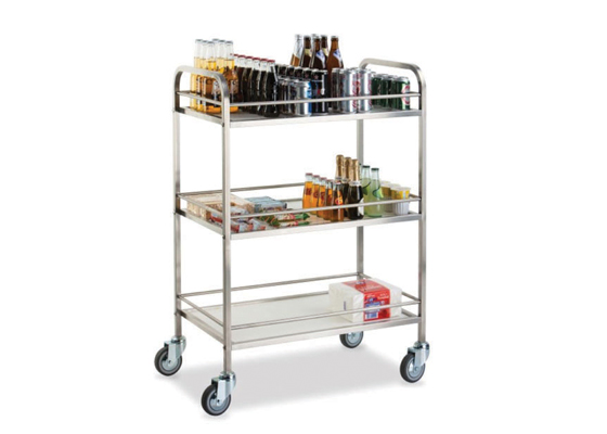Chariot mini-bar