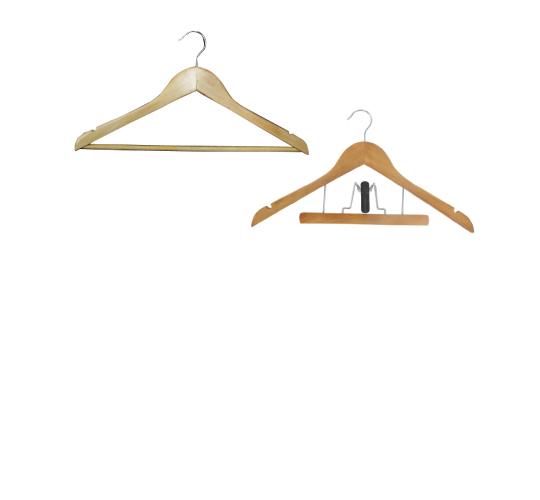 Ceintre en bois/Hanger, wood