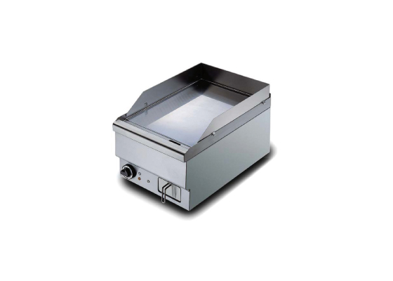 Plaque de cuisson électrique et à gaz