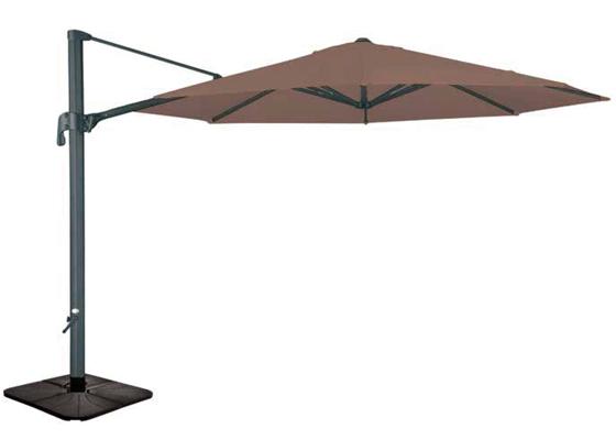 Parasol latéral 3,5×3,5 m