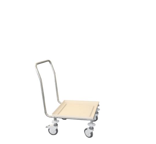 Chariot de transport pour panier lave-vaisselle