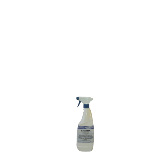 Nettoyant et brillanteur Brinox/Cleaner and polisher Brinox