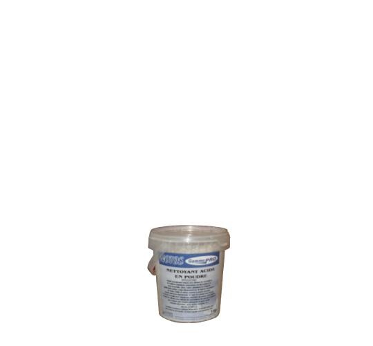 Nettoyant acide en poudre/Acidic cleaning powder