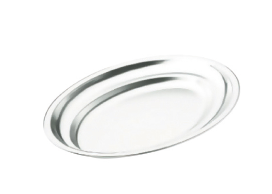 Plat ovale
