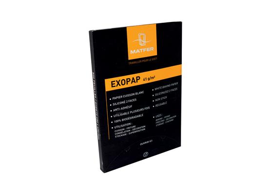 Papier siliconé EXOPAP
